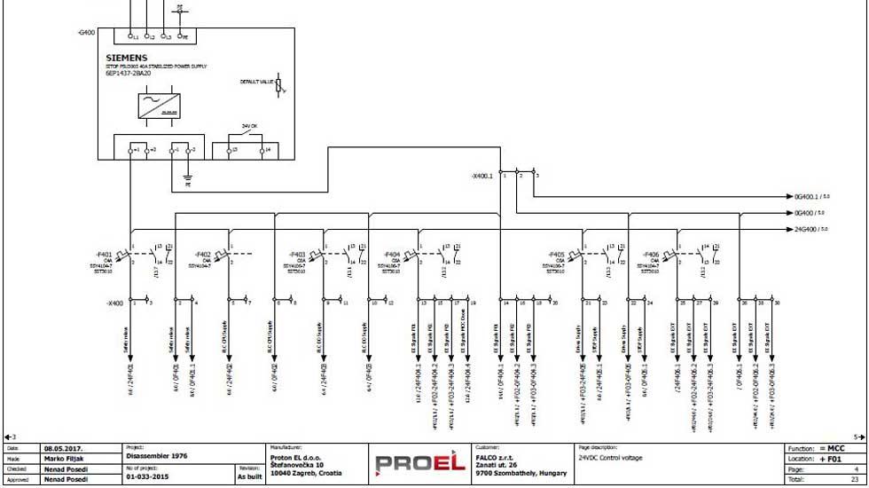 EPLAN 04 Elektro projektiranje