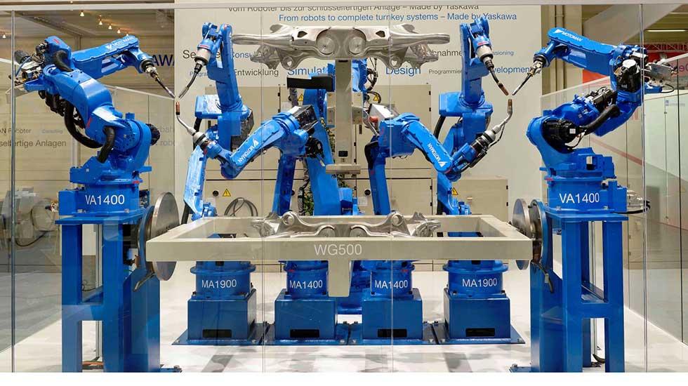 Industrijski robot ili robotska ruka