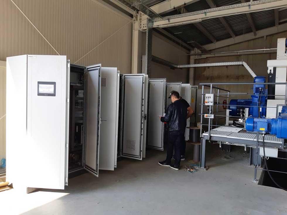 Izrada elektro ormara u industriji
