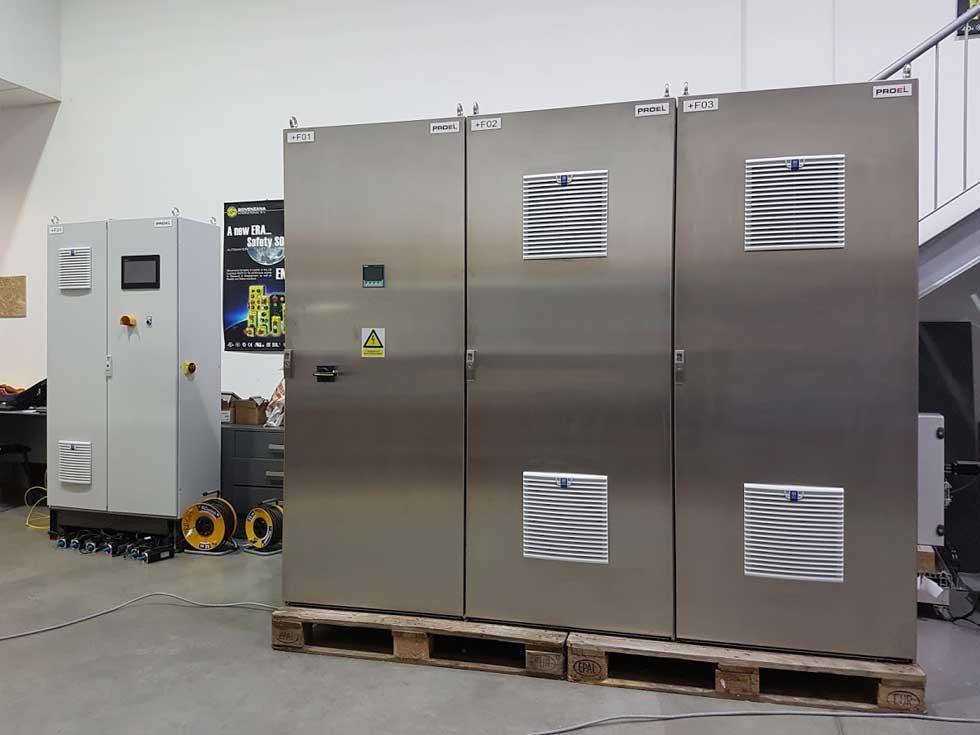 Proizvodnja elektro ormara