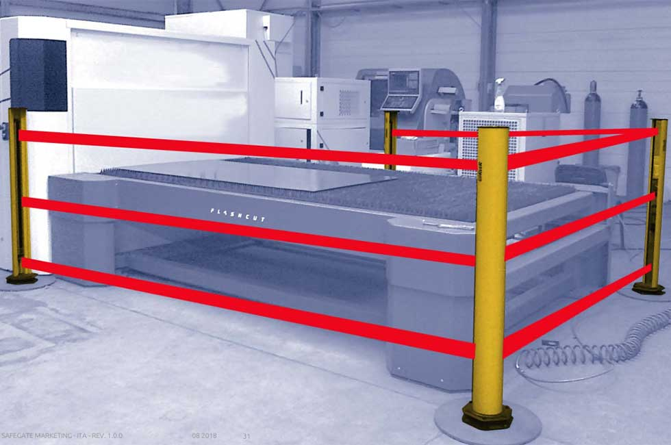 reer saferty of machinery standard