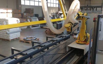 Machine safety za liniju rezanja plastičnih cijevi (Hrvatska)