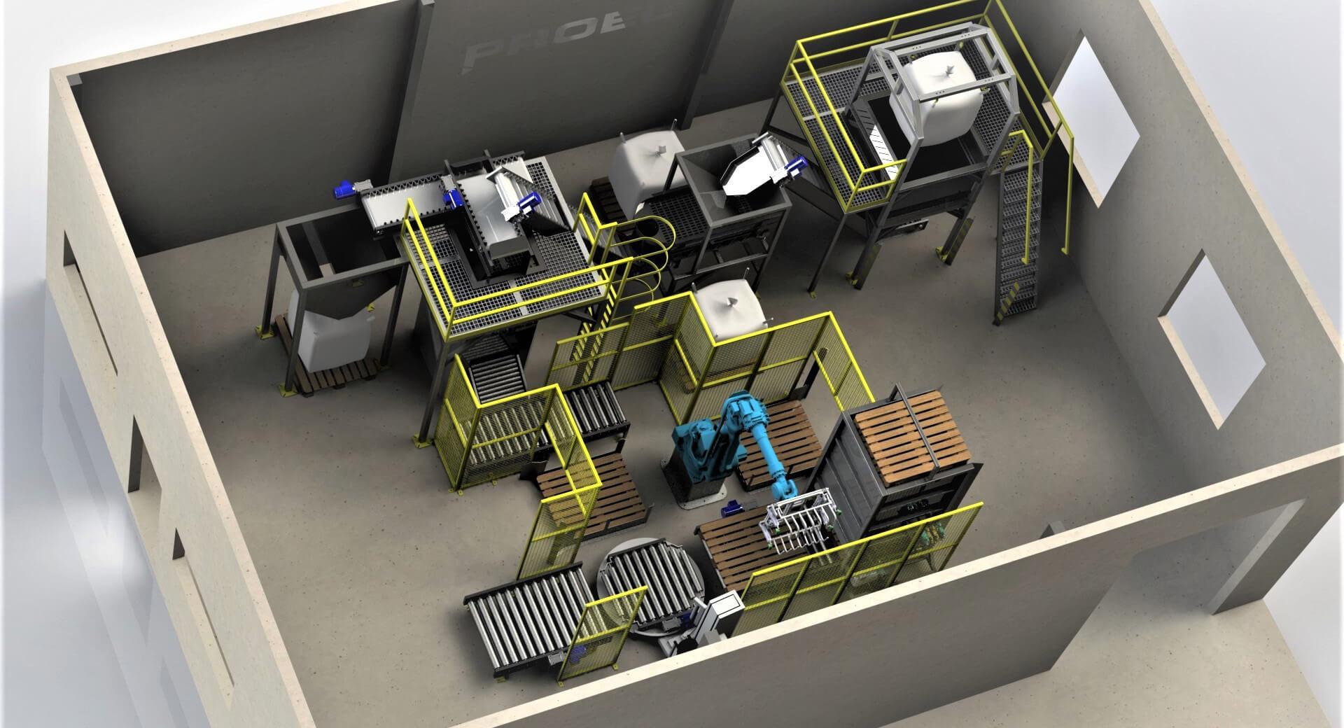 Izrada Specijalnih strojeva Strojogradnja