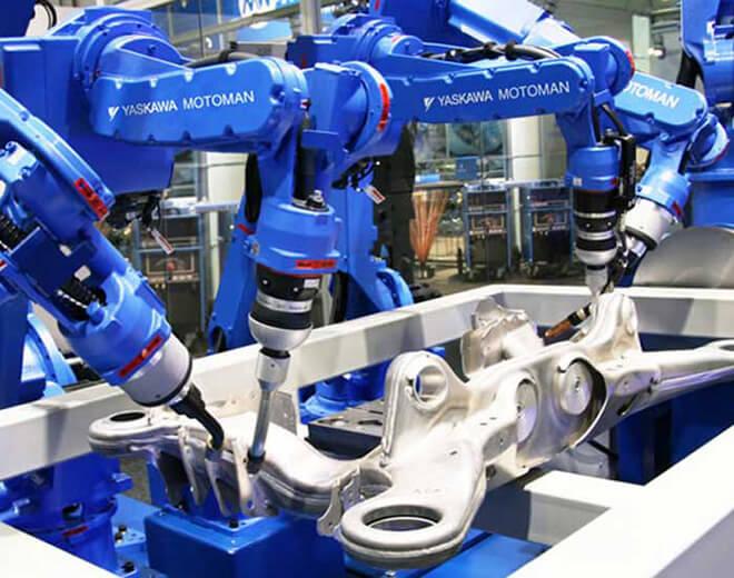 Jaskava robot za industriju PROEL