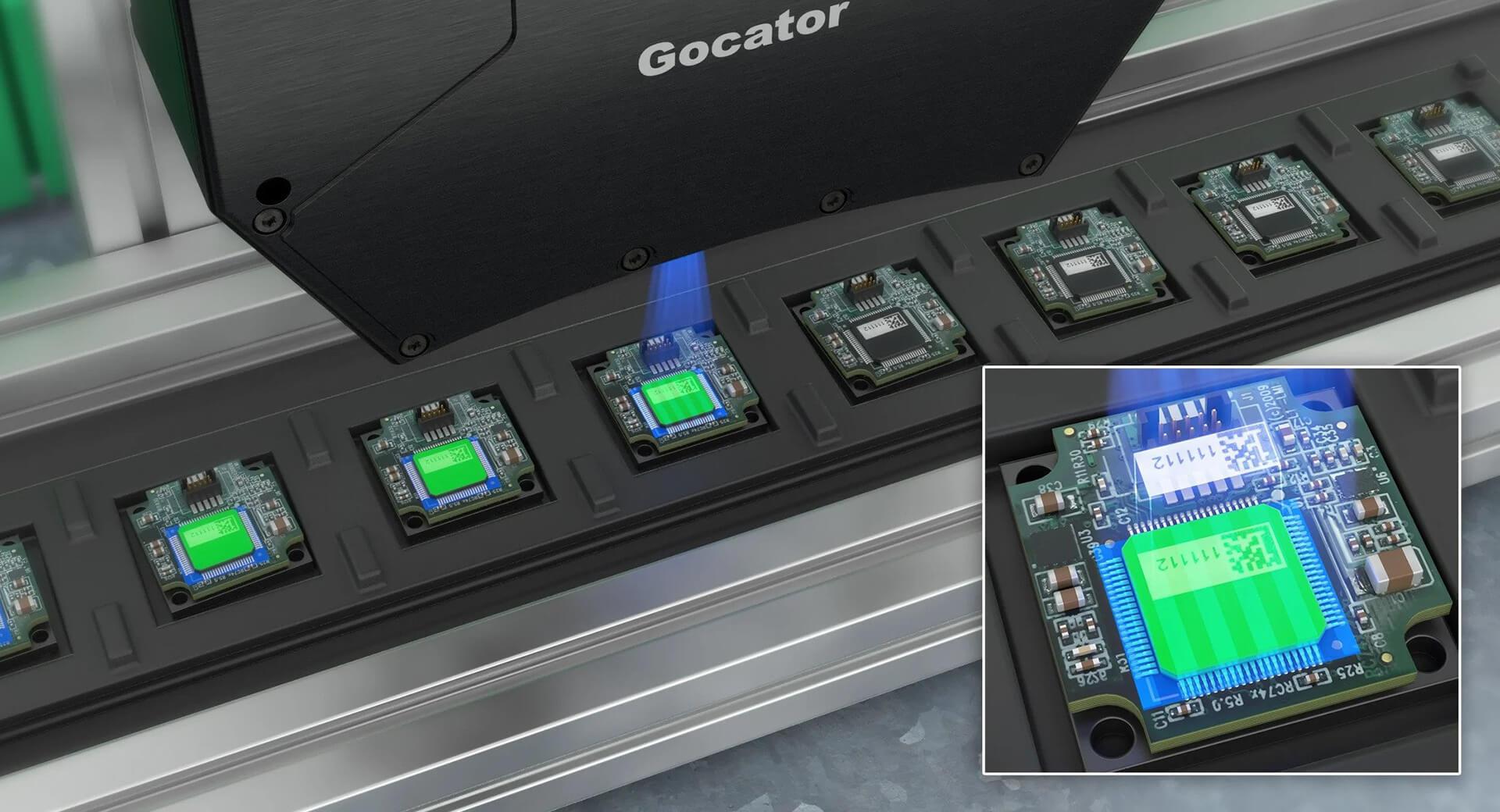 Machine Vision System Računačni Vid Slider
